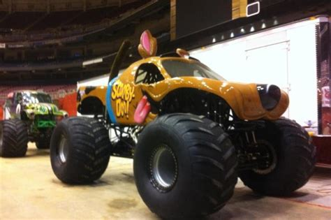 scooby doo monster truck video scooby doo monster truck trucks trucks trucks pinterest