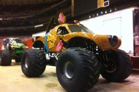 scooby doo monster truck scooby doo monster truck trucks trucks trucks pinterest