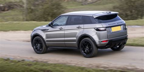 land rover small range rover evoque specifications carwow