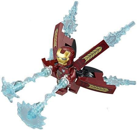 lego avengers infinity war minifigures guide ninja brick