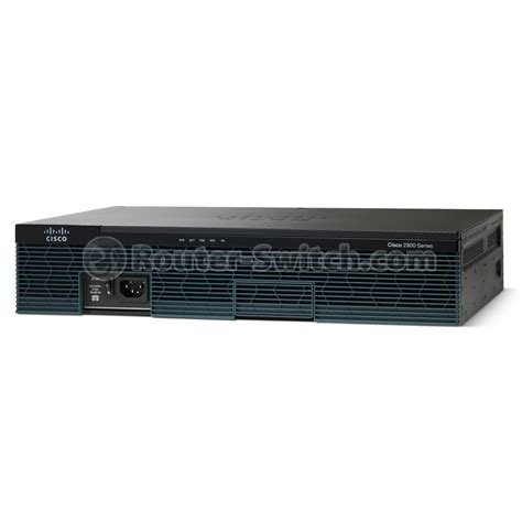 Router Cisco 2911 K9 cisco 2911 k9 cisco isr g2 2900 series router