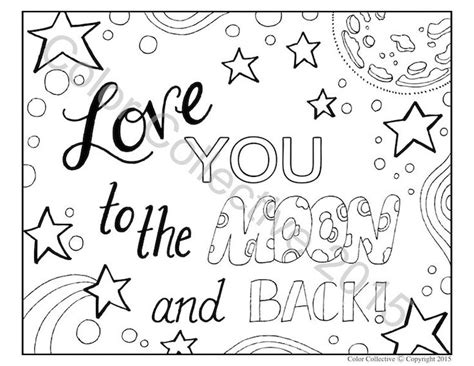 printable coloring pages for adults love adult coloring page digital download love you to the