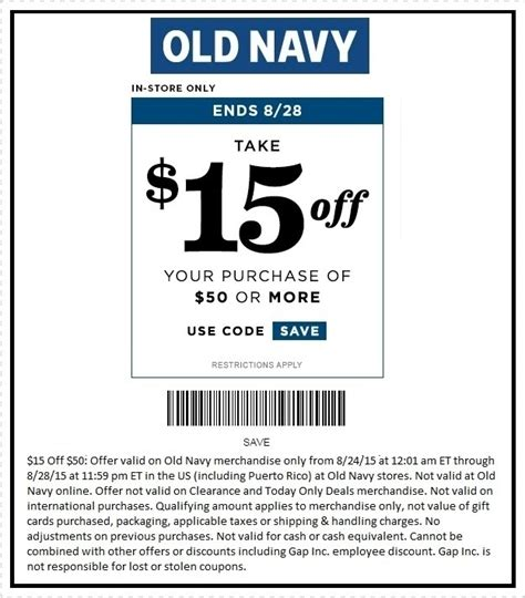 old navy coupons phone old navy printable coupons 2018 2018 world of printables
