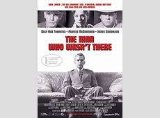 Filmplakat: Man Who Wasn't There, The (2001) - Filmposter ... O Brother, Where Art Thou Movie Poster