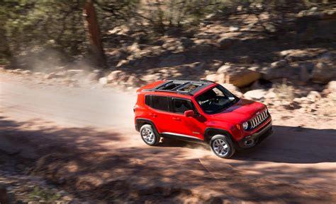 2015 Jeep Renegade Latitude Car And Driver
