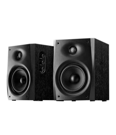buy swans d1080 iv bookshelf speakers black at