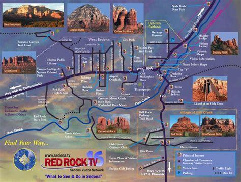 arizona tourist attractions map 25 best ideas about sedona arizona on phx az