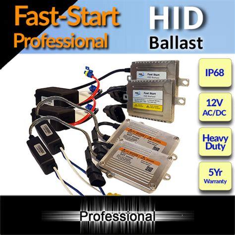 Ballast Hid Ac 35watt Fast Start hid driving light 6 inch 70 watt with a 5yr warranty 12v 24v