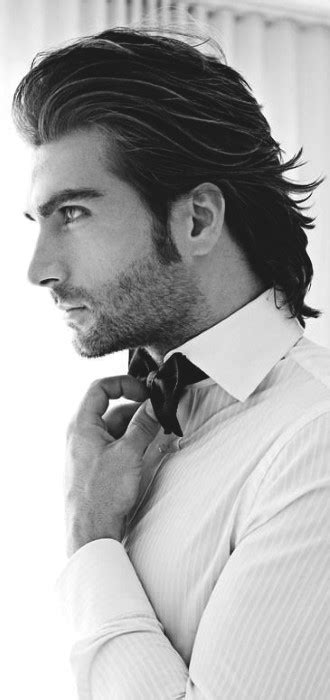 pictures of men with long thick hair with receding hair line top 70 best long hairstyles for men princely long dos