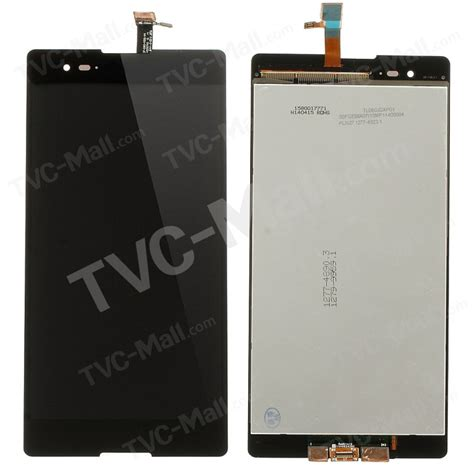 Touchscreen Sony Xperia T2 Ultra D5303 D5306 D5322 Original 11 oem lcd touch screen digitizer assembly for sony xperia t2 ultra d5306 ultra dual d5322 tvc