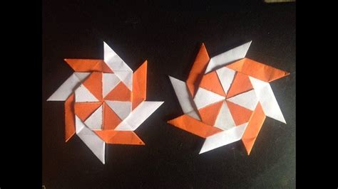 How To Make Transforming Origami - how to make transforming origami