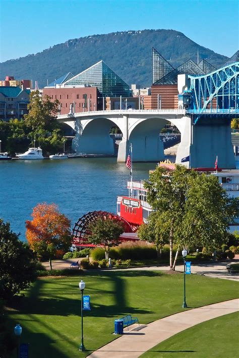 landmarks in tennessee chattanooga landmarks by tom and pat cory