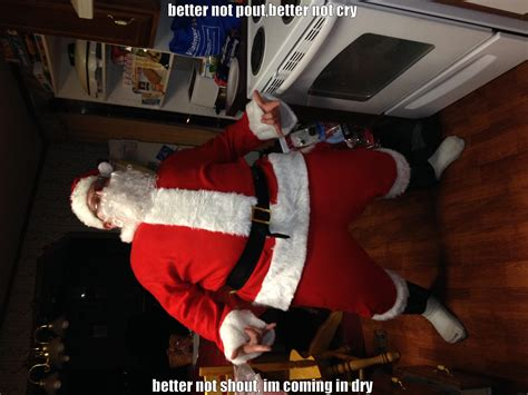 Dirty Santa Meme - dirty santa