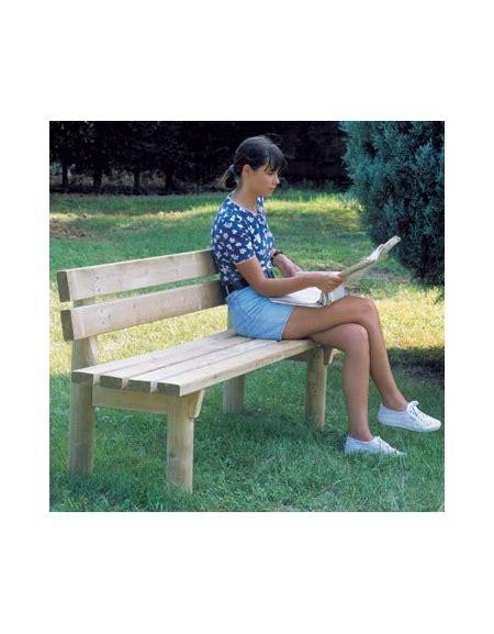 panchina legno giardino panchina per giardino in legno di pino rustica panchine
