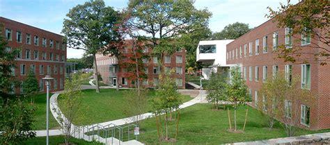 Wheaton College Mba by Brandeis William Rawn Associates