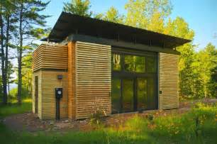 Small Home Building The E D G E A Small Prefab House Revelations