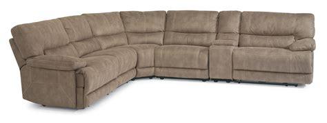 Flexsteel Latitudes Delia Reclining Sectional Sofa With Flexsteel Sectional Sofa