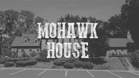 mohawk house mohawk house i drink good beer