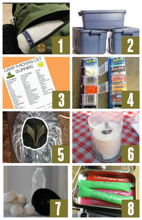 Kitchen Spice Organization Ideas 101 more genius camping ideas