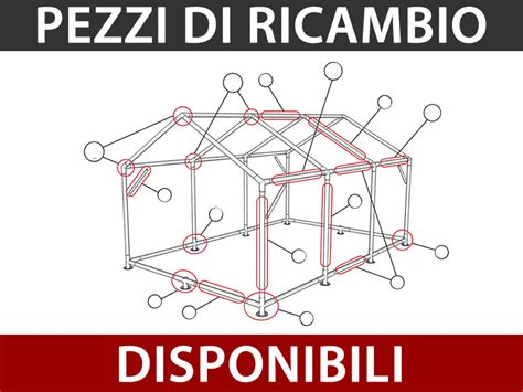 tende magazzino tenda da lavoro magazzino pro 3 6x4 8x2 68m pvc bianco