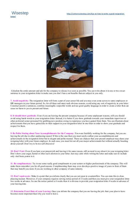30 best tips on how resignation letter it ideas resignation format 19 letter