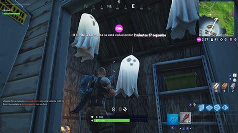 decoracion fantasmal fortnite destruye una decoraci 243 n fantasmal en ubicaciones con