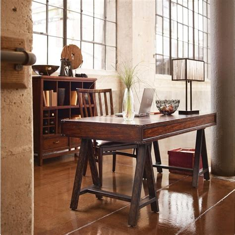 sawhorse desk with drawers 39 best home office ideas images on pinterest offices