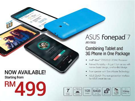 Kabel Data Asus Fonepad 7 asus fonepad 7 fe170cg malaysia price technave