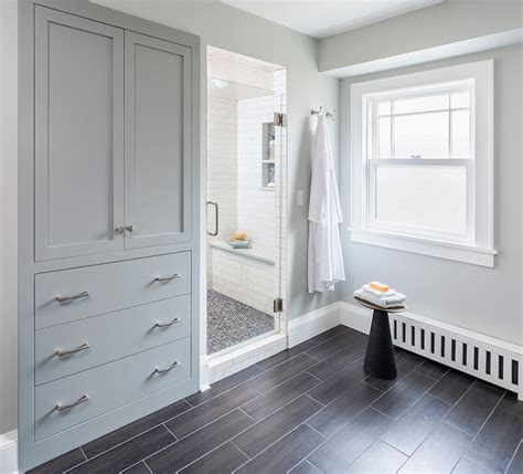 built in bathroom linen cabinets built in linen cabinet transitional bathroom
