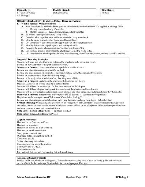 Macromolecules Review Worksheet Answers