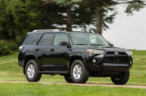 2014 Toyota 4runner Sr5 2014 Toyota 4runner Sr5 Front View In Motion 02