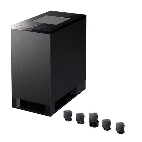 sony ht   ch home cinema upgrade kit black