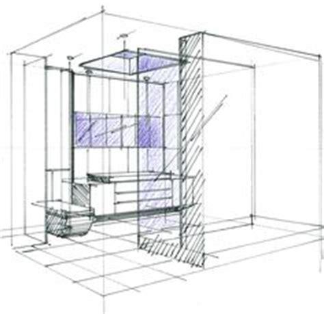 Conception Salle De Bain 3d 1382 conception de croquis d int 233 rieur sur croquis