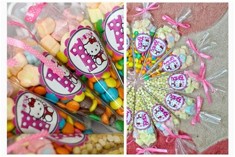 Hello Kitty Birthday Giveaways - kara s party ideas pink and grey hello kitty themed birthday party via kara s party