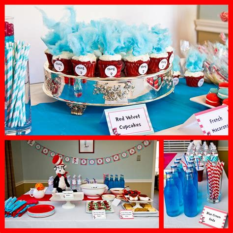 Nautical Themed Snacks - dr seuss birthday party ideas household tips highscorehouse com