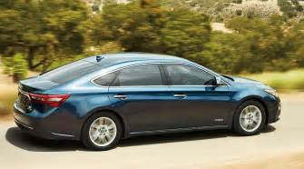 Toyota Avalon Colors 2017 Toyota Avalon Release Date Hybrid Review Price