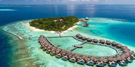 indahnya pesona maldives bagian  nyata