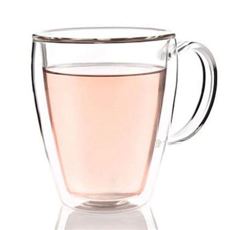 Starbucks Teavana Glass starbucks teavana walled borosilicate glass mug 14oz