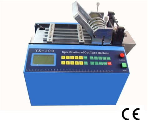 automatic rubber st machine automatic plastic rubber cutting machine ys 100