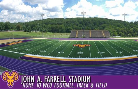 west chester university athletics 2015 football west chester university golden rams john a farrell stadium