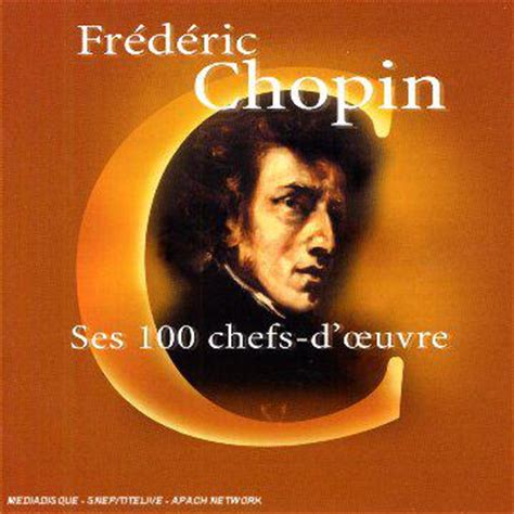 chopin the best chopin 100 best of chopin 豆瓣