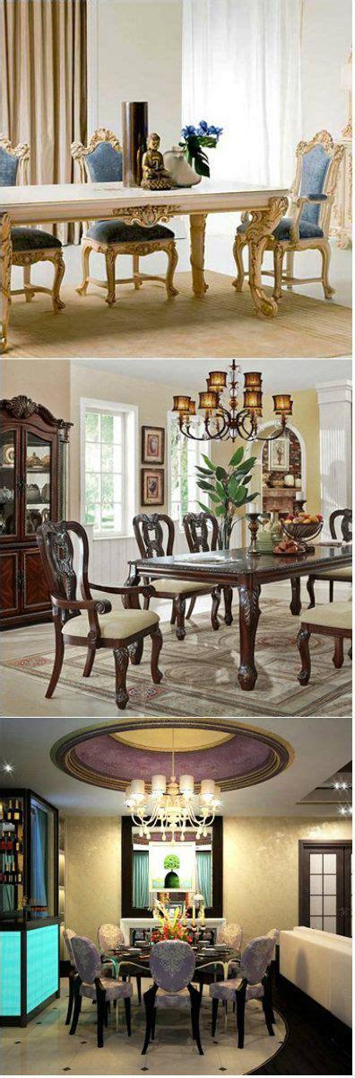 elegant designs  victorian dining rooms