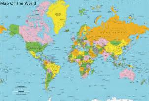 Picture Of World Map by Maps Of The World To Print And Download Chameleon Web
