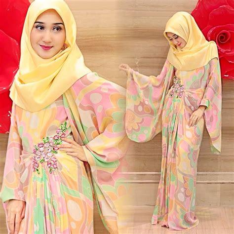 tutorial hijab pesta trend 2015 contoh model hijab untuk pesta perkawinan beserta tutorial