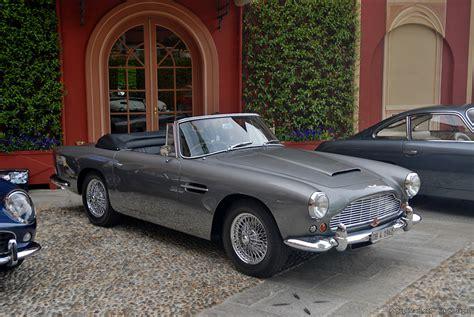 1963 Aston Martin by 1961 1963 Aston Martin Db4 Convertible Aston Martin