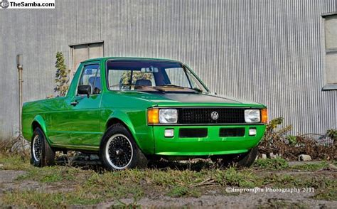 volkswagen truck diesel 81 rabbit diesel truck quot caddy quot for sale photos technical