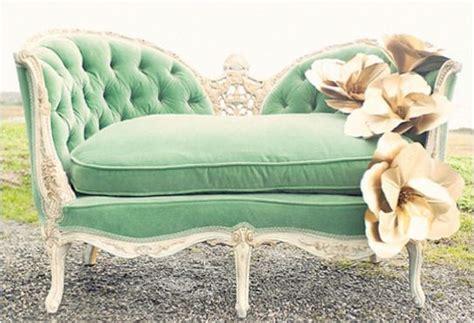 mint green couch shabby wedding mint green couch 2057775 weddbook