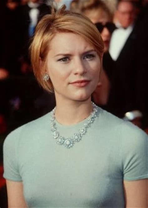 claire danes short hair complementing her sweater top most likely cashmere and
