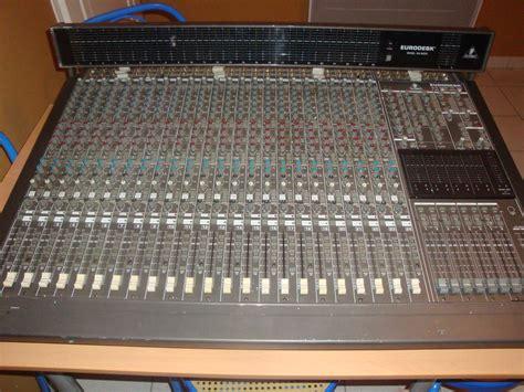 Mixer Behringer Mx 8000 behringer eurodesk mx8000 image 236677 audiofanzine