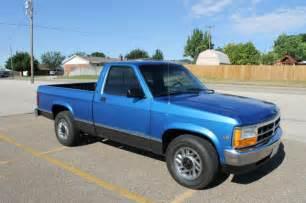 1992 dodge dakota le regular cab bed v8 5 2l